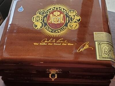 AF Don Carlos Robusto - Box 25