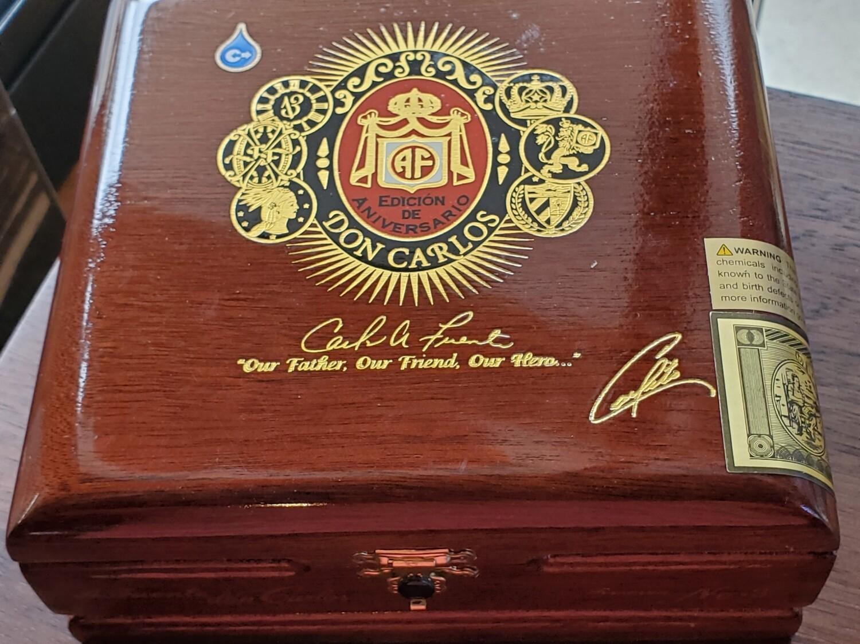 AF Don Carlos No. 3 - Box 25