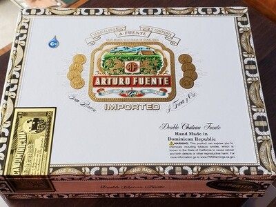 AF Double Chateau Natural - Box 20