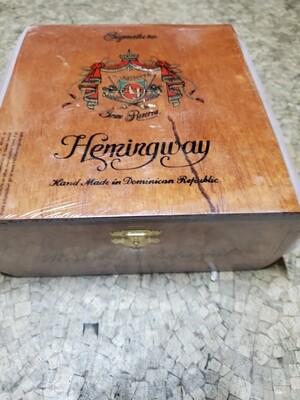 AF Hemingway Signature Natural - Box 25
