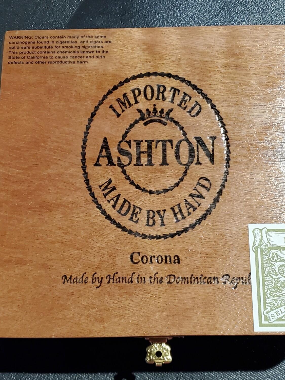 Ashton Classic Corona - Box 25