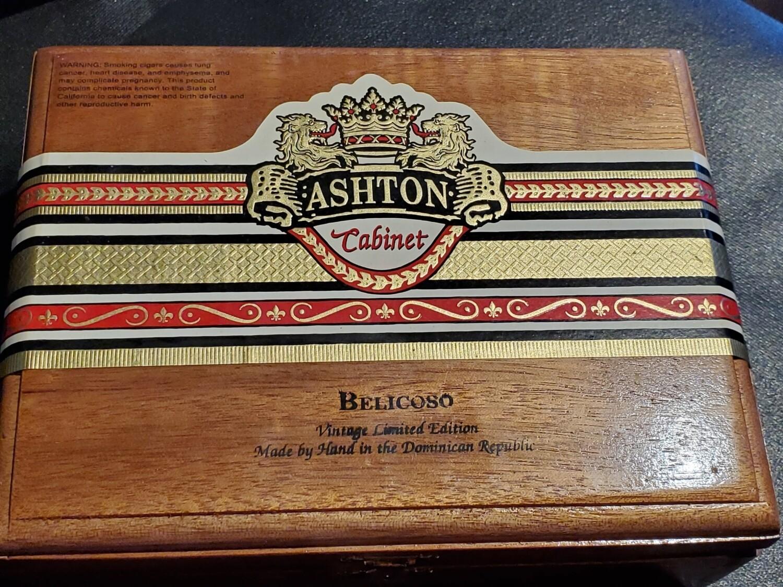 Ashton Cabinet Belicoso - Box 25