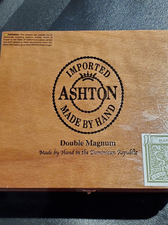 Ashton Classic Double Magnum - Box 25