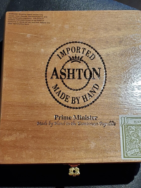 Ashton Classic Prime Minister - Box 25