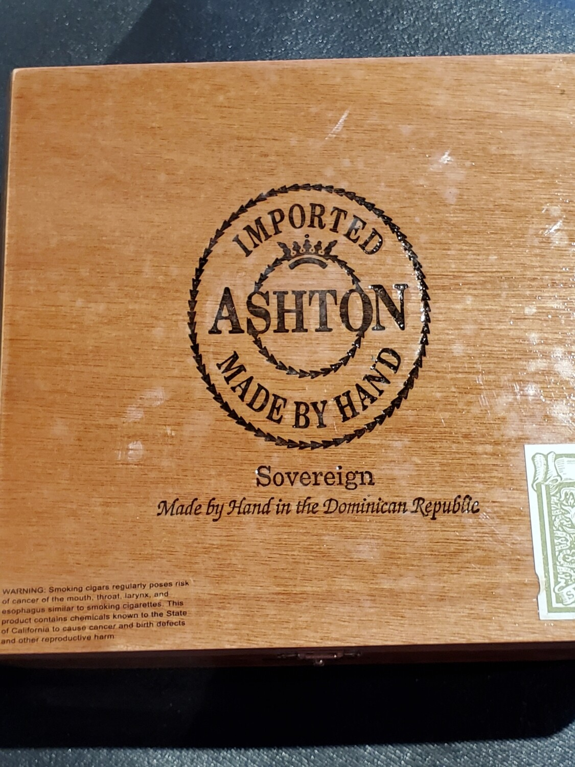 Ashton Classic Soverign - Box 25