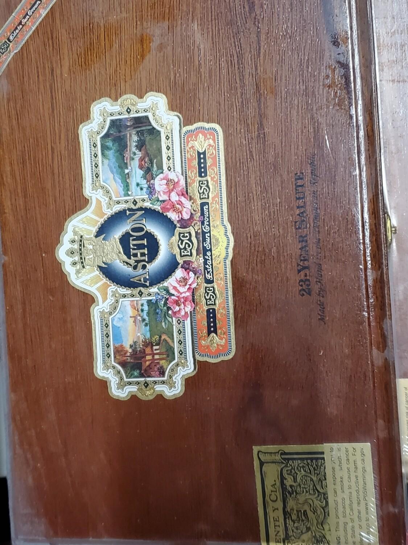 Ashton ESG 23 Yr Salute - Box 25