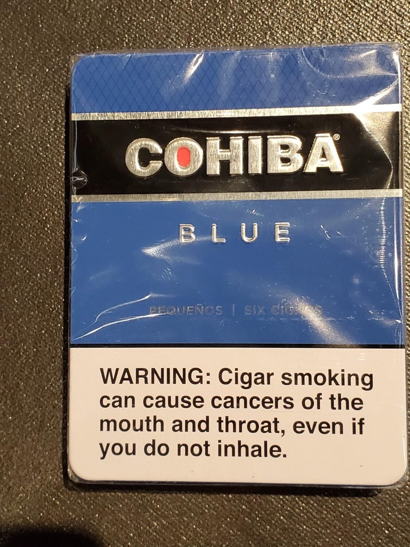 Cohiba Blue 6pk Tin