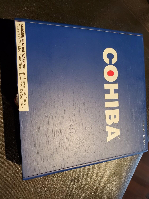 Cohiba Blue Churchill - Box 20