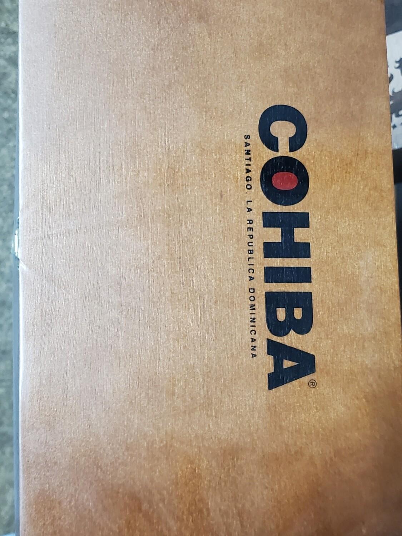Cohiba Toro Tubo - Box 10