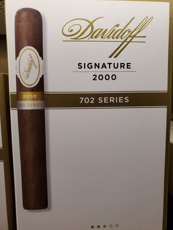 Davidoff 702 Signature 2000 - 5-pk