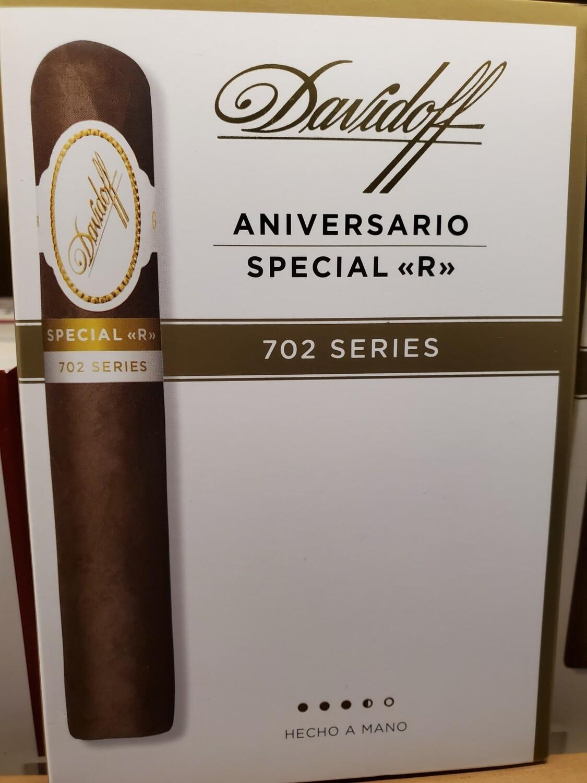 Davidoff 702 Aniversario Special R - 4-pk