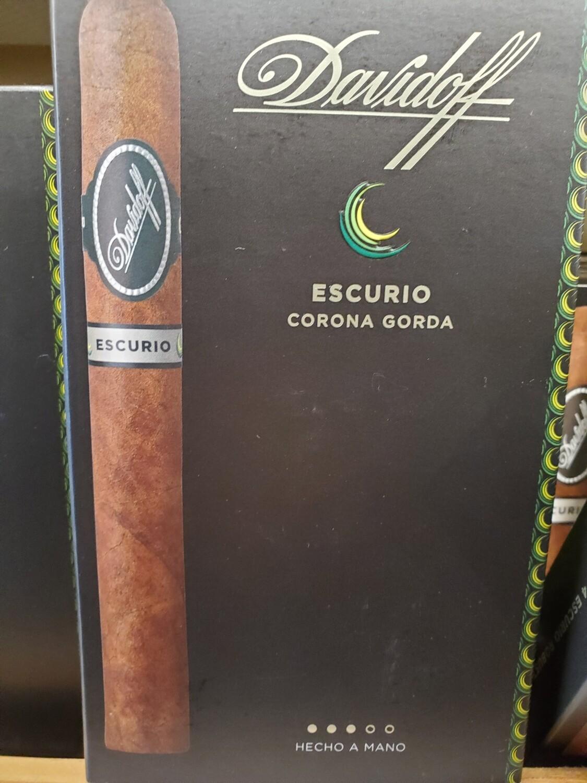 Davidoff Escurio Corona Gorda - 4-pk