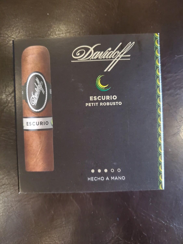 Davidoff Escurio Petit Robusto - 4-pk