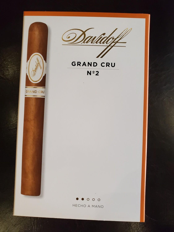 Davidoff Gran Cru No. 2 - 5-pk