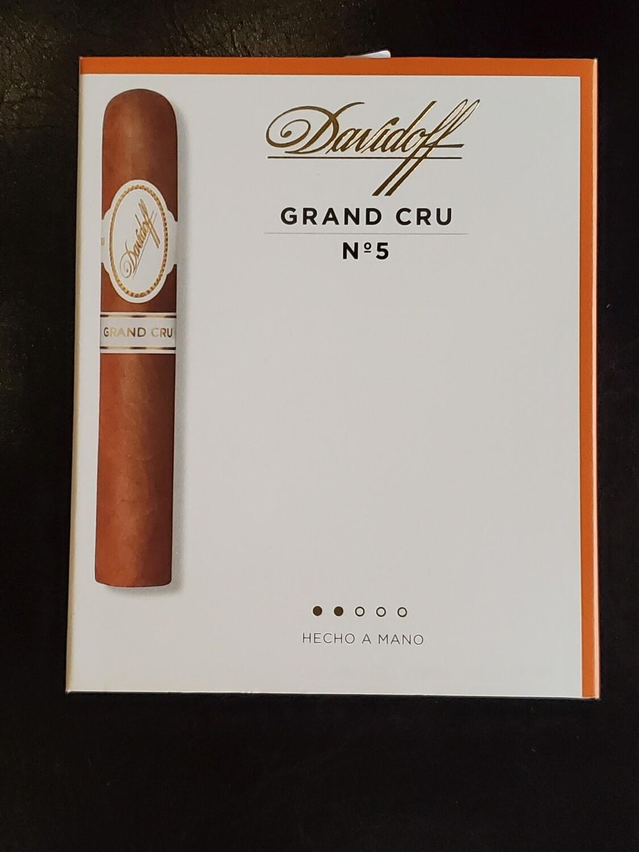 Davidoff Gran Cru No. 5 - 5-pk
