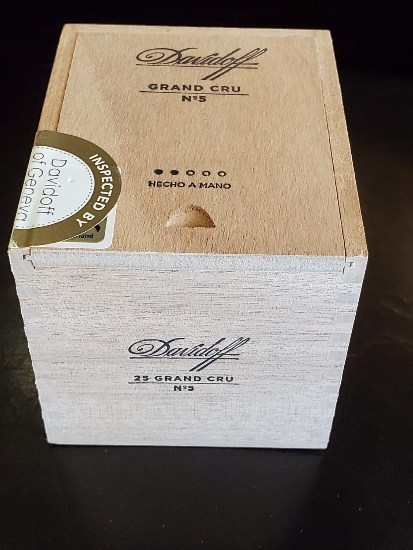 Davidoff Gran Cru No. 5 - Box 25