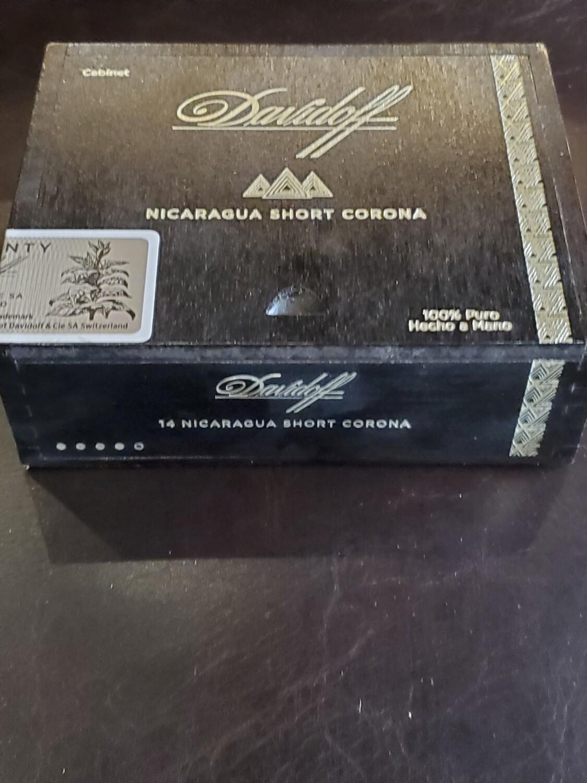 Davidoff Nicaragua Short Corona - Box 12