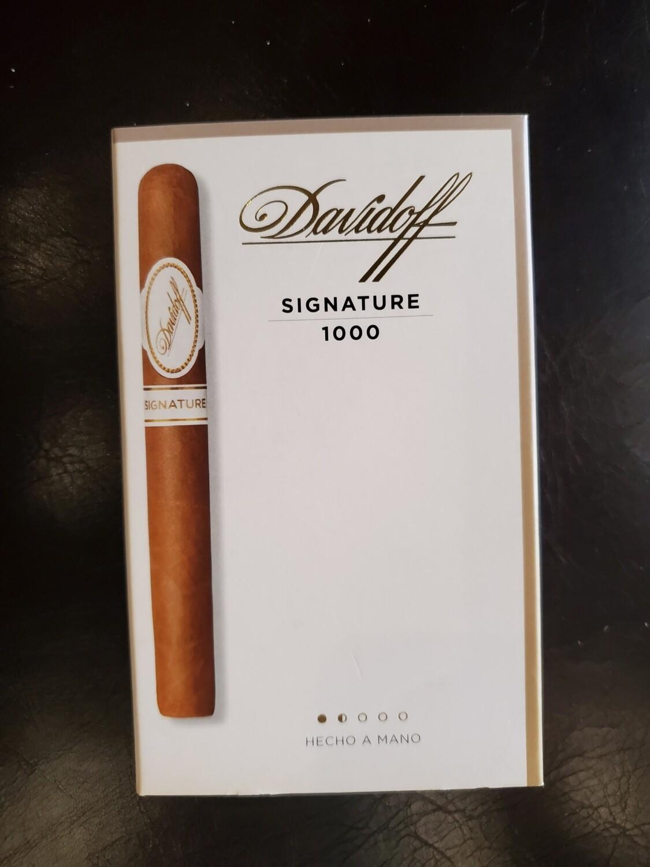 Davidoff Signature 1000 - 5-pk