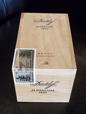 Davidoff Signature 2000 - Box 25