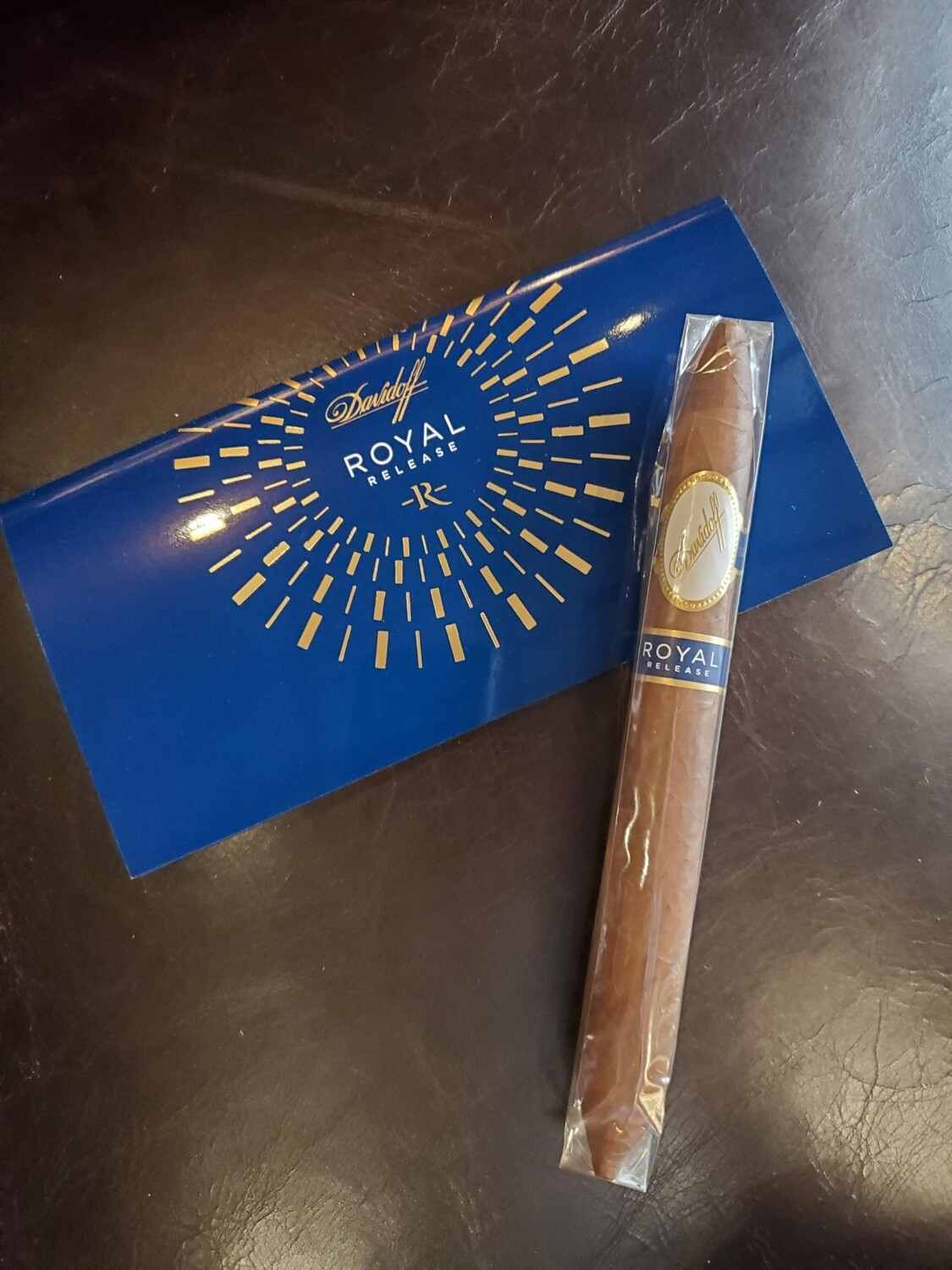 Davidoff Royal Release Solomon - Box 10