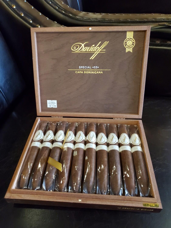 Davidoff Special 53 - Box 10