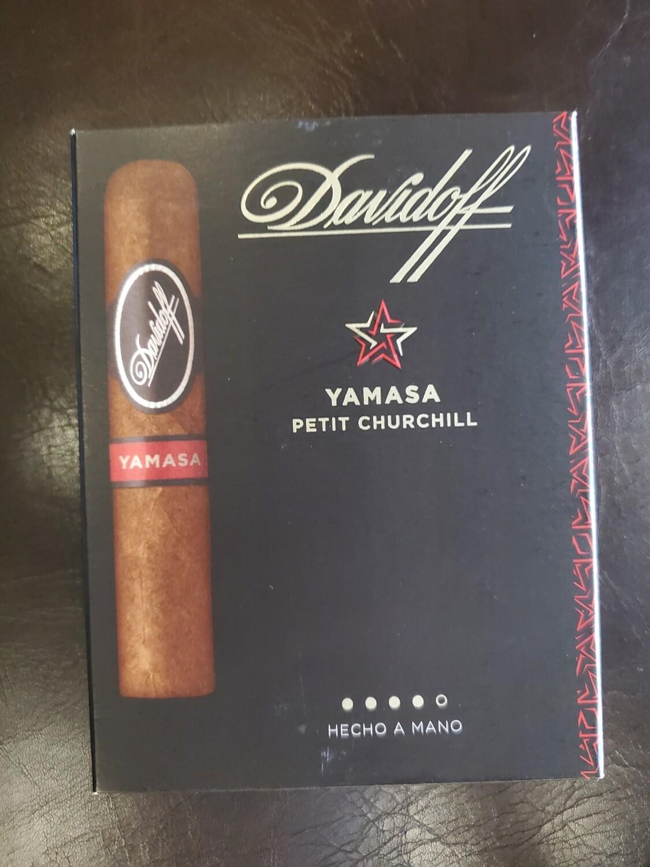 Davidoff Yamasa Petit Churchill - 4-pk