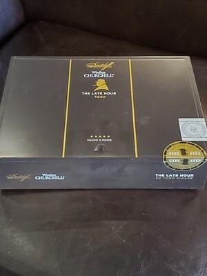 Davidoff WSC - Late Hour Toro - Box 20