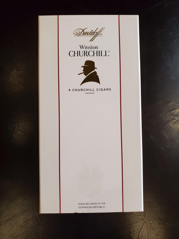 Davidoff WSC Churchill - 4-pk