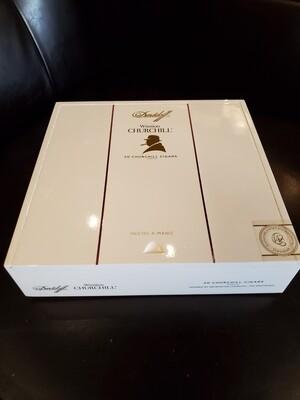 Davidoff WSC Churchill - Box 20