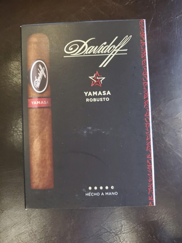 Davidoff Yamasa Robusto - 4-pk
