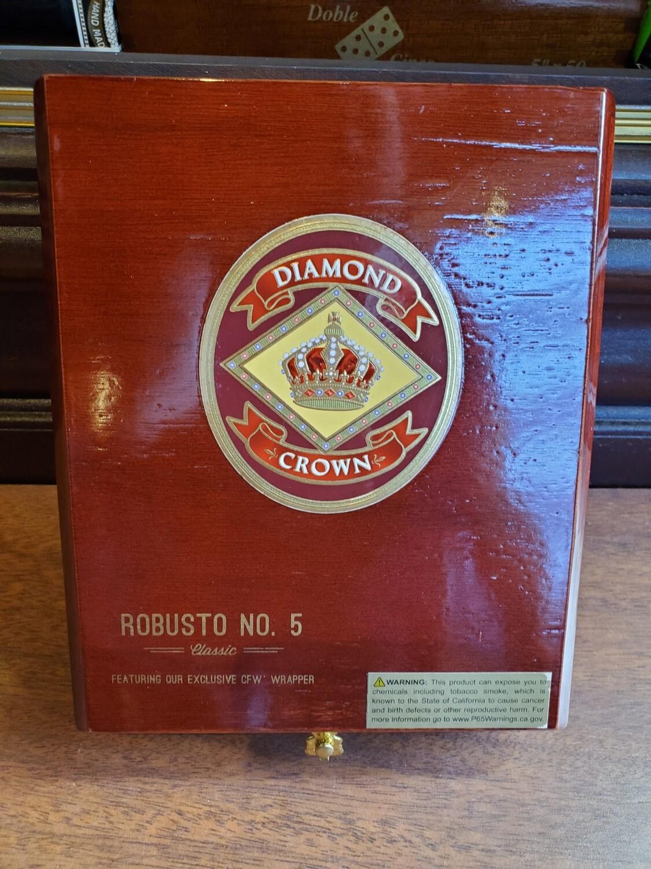 DC Robusto No. 5 Natural - Box 15