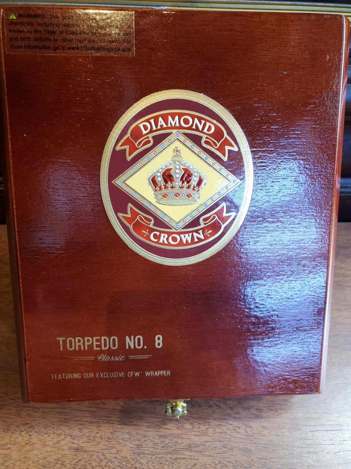 DC Torpedo No. 8 Natural - Box 15