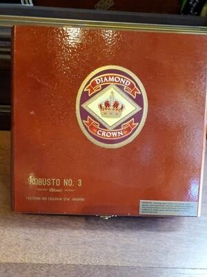 DC Robusto No. 3 Natural - Box 15
