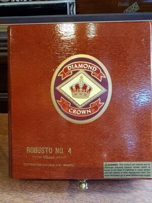 DC Robusto No. 4 Natural - Box 15