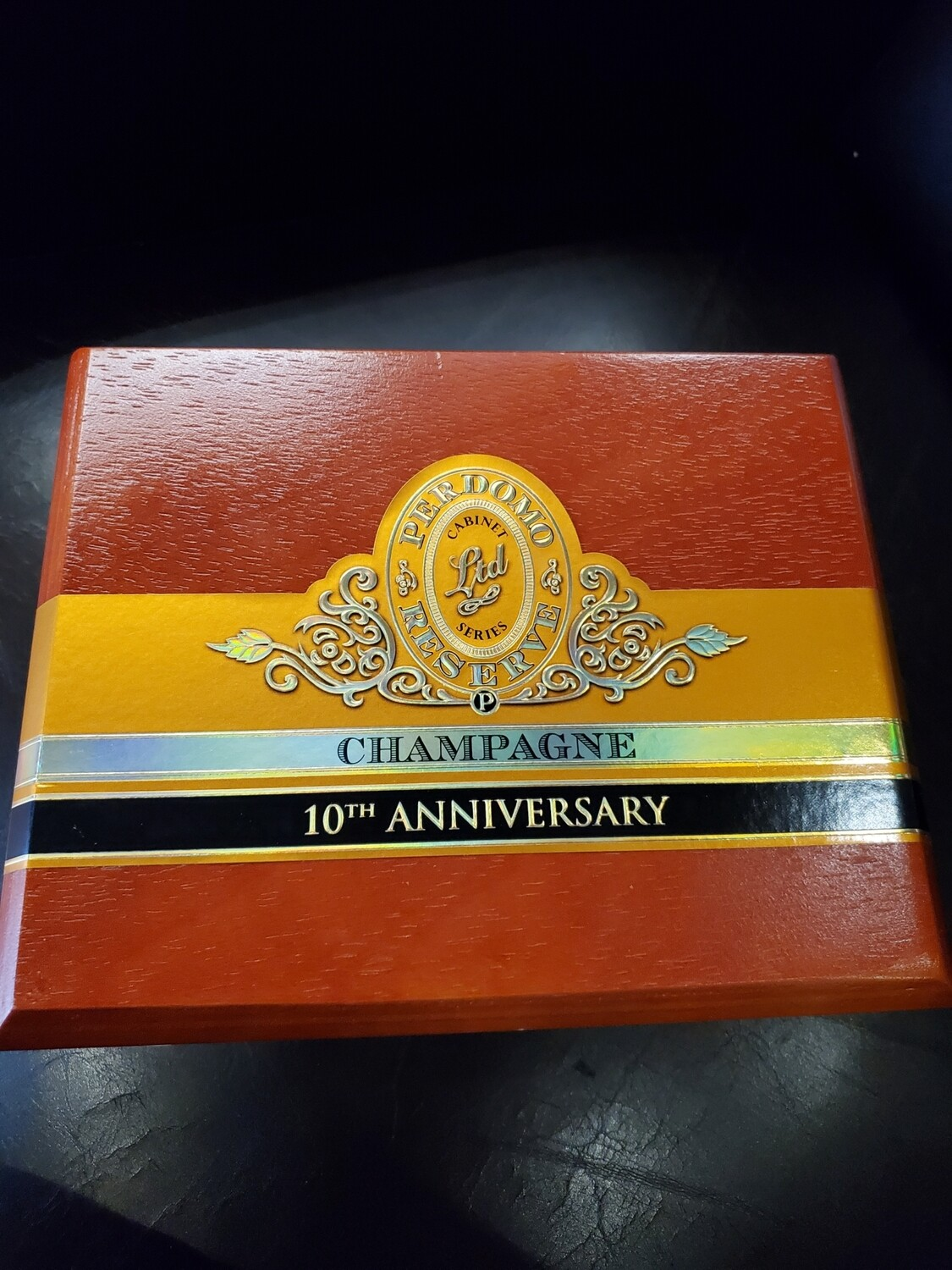 Perdomo Champagne Churchill - Box 25