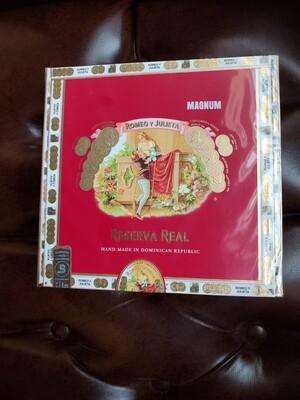 RyJ Reserva Real 1875 Magnum - Box 20