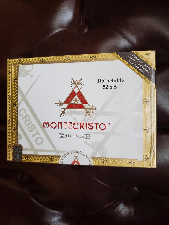 Montecristo White Rothchilde - Box 27