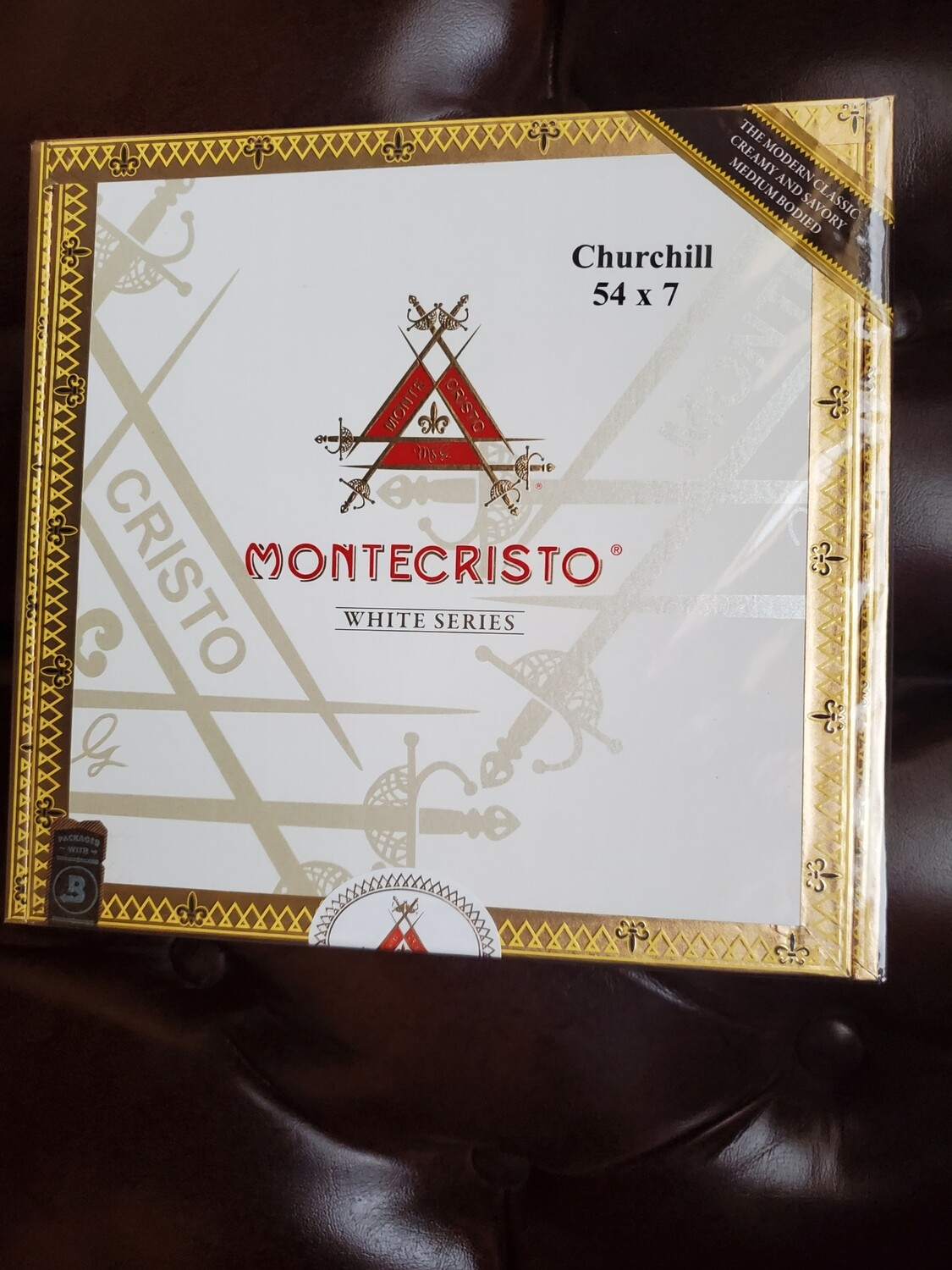 Montecristo White Churchill - Box 27