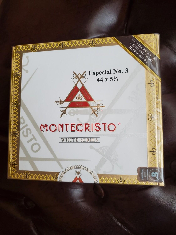 Montecristo White Especiales No. 3 - Box 27