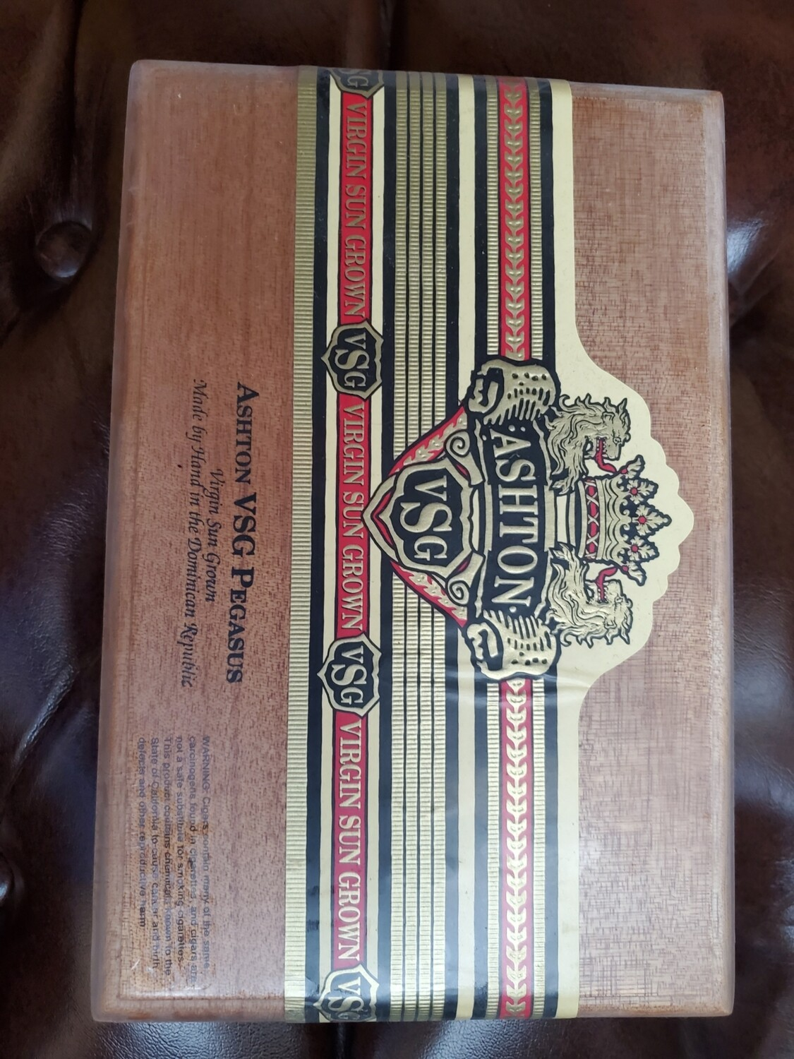 Ashton VSG Pegasus - Box 20
