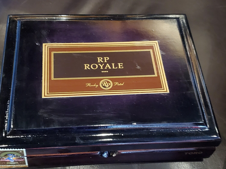 Rocky Patel Royale Torpedo - Box 20