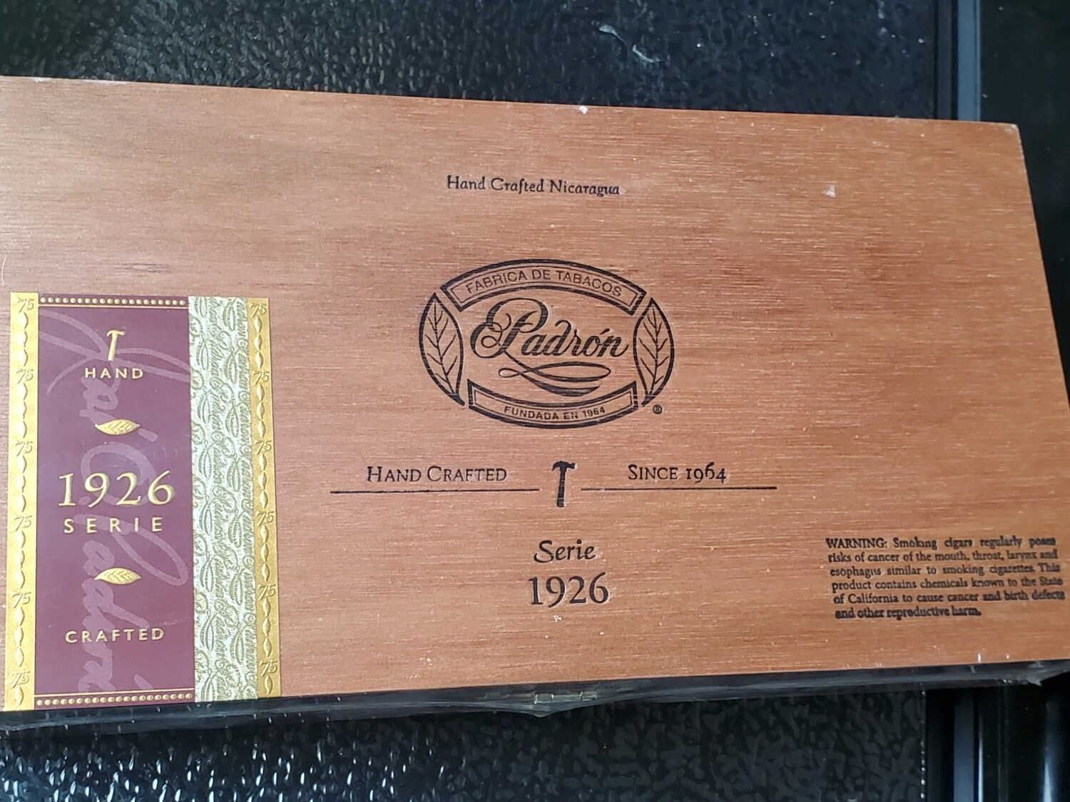 Padron 1926 No35 Nat Box 24