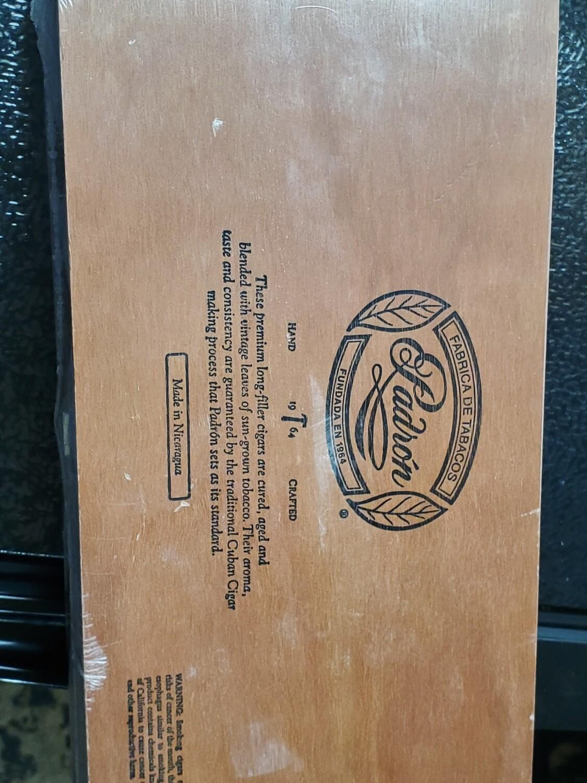 Padron 1964 Beli Nat Box 25