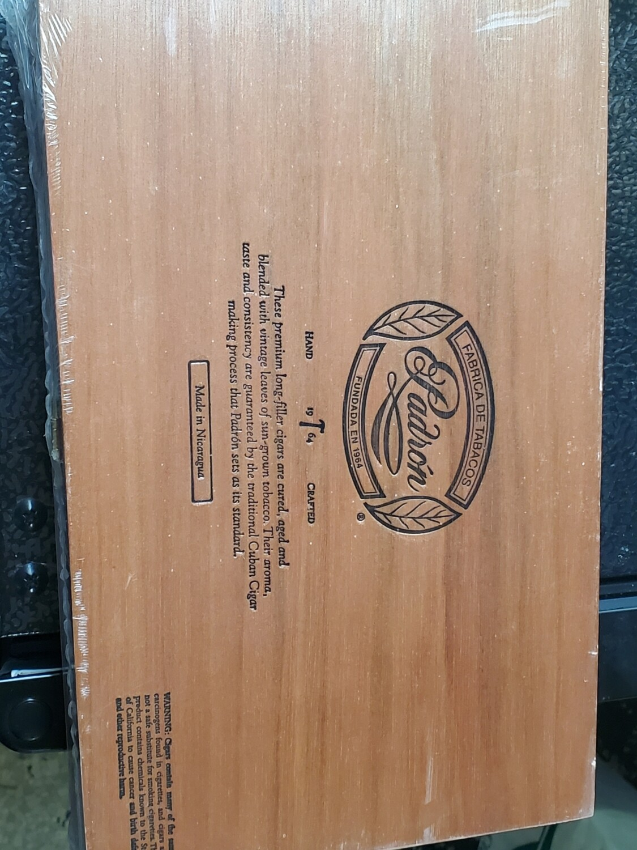 Padron 1964 Imp Mad Box 25