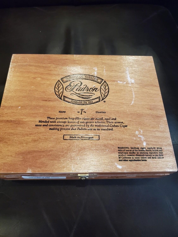 Padron 1964 Torp Nat Box 20