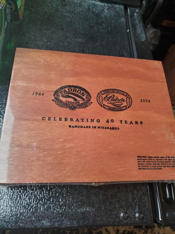 Padron 1926 40th Natural Box 20