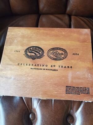 Padron 1926 40th Maduro Box 20