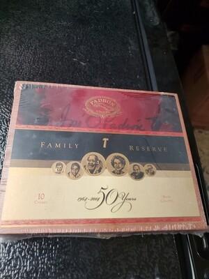 Padron FR No50 Natural Box 10