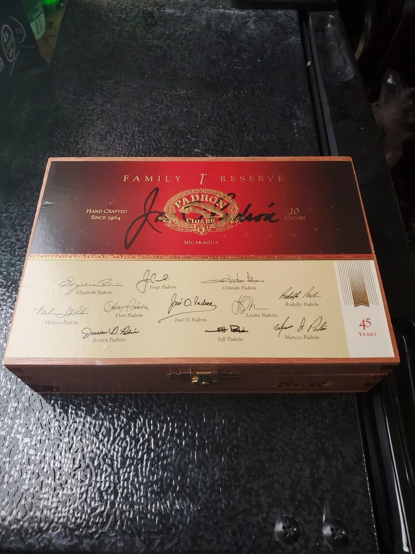 Padron FR No45 Natural Box 10