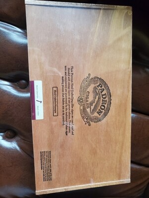 Padron 4000 Natural - Box 26
